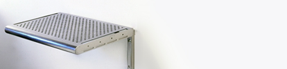 Stainless Steel Cleanroom Shelf