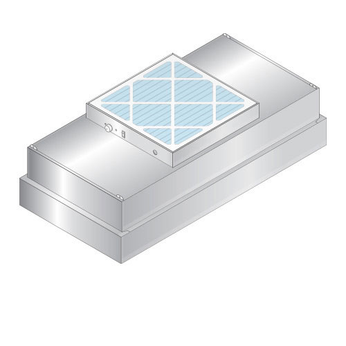 Stainless Steel Fan Filter Unit