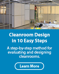 Cleanroom Design in 10 Easy Steps