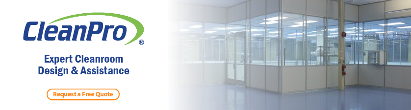 CleanPro® Cleanroom Construction & Design