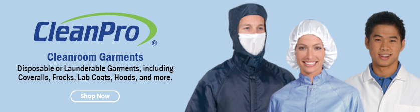 CleanPro® Cleanroom Garments